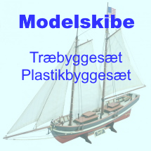 Modelskibe